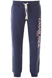 [관부가세포함][카사블랑카] (MS20 JTR 007 NAVY) SS20 남성 logo embroidery 스웨트팬츠