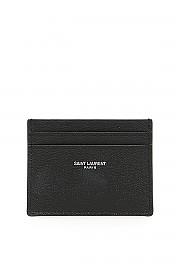 [관부가세포함][생로랑] (375946 BTY0N 1000) FW20 남성  leather cardholder