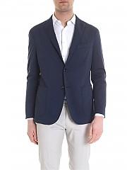 [관부가세포함][볼리올리] Blue cotton jacket (N2902Q BNC400 07882)