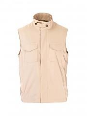 [관부가세포함][로로피아나] SS21 남성 traveler windmate waistcoat (FAL5144D235)