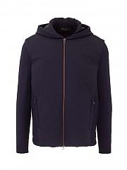 [관부가세포함][로로피아나] SS21 남성 hooded 자켓 (FAL5182W000)