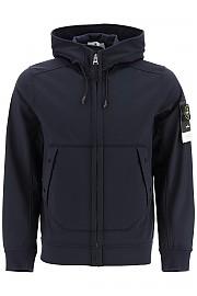 [관부가세포함][스톤아일랜드] (MO7315Q0122 V0020) FW20 남성  soft shell-r 자켓