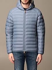 [관부가세포함][세이브 더 덕] (D3065M GIGAY 01734)  Winter 20 남성 gigay  다운 자켓 in light nylon with hood sky