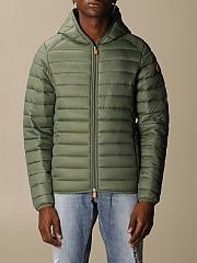 [관부가세포함][세이브 더 덕] (D3065M GIGAY 1963)  Winter 20 남성 gigay  다운 자켓 in light nylon with hood military