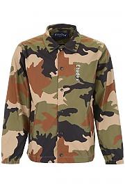 [관부가세포함][ETUDES] (LEAGUE ETUDES CAMO CAMO) SS19 남성  camouflage logo 자켓