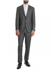 [관부가세포함][까날리] Dress in grey wool (AA02161.201 15280/50)