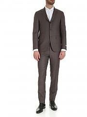 [관부가세포함][까날리] SS20 남성 정장수트 3-roll-suit (AA02524.501 20370/53)