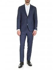 [관부가세포함][까날리] SS20 남성 정장수트 3-roll-suit (AA02524.301 20370/53)