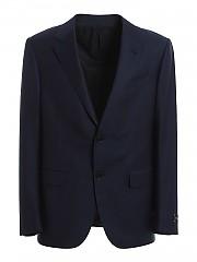 [관부가세포함][에르메네질도 제냐] FW20 남성 울 실크혼방 수트 자켓 (81655 422 M22Y7414)