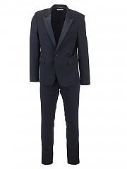 [관부가세포함][생로랑] SS21 남성 virgin wool suit (615987 Y512W 1000)