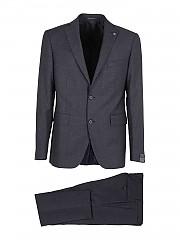 [관부가세포함][딸리아또레] FW20 남성 napoli wool and silk suit (2FNA22B 0106UIA27 2B146)