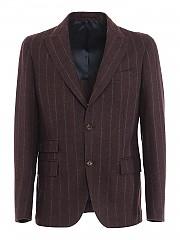 [관부가세포함][일레븐티] FW20 남성 brushed wool cashmere blend suit (B75ABUA03 TES0B045 10)