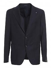 [관부가세포함][딸리아또레] FW20 남성 textured wool suit (2SVS22K0 106UIA27 2B146)