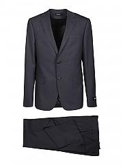 [관부가세포함][지제냐] FW20 남성 stretch wool suit (281CGA 850806 DARK)