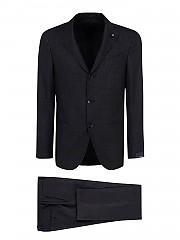 [관부가세포함][라르디니] FW20 남성 pinstripe wool suit (IM854AE IMRP5549 7951)