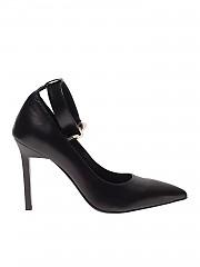 [관부가세포함][켄달카일리] Ondrea pointy pumps in black (ONDREA BLKLE-BLACK CATIONIC)