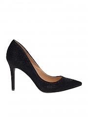 [관부가세포함][켄달카일리] FW19 여성 Reese 펌프스 in black sparkle (REESE BLACK SPARKLE)