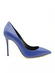 [관부가세포함][쥬세페자노티] SS21 여성 blue leather 펌프스 (OL12701I6603103600)