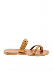 [관부가세포함][케이쟈크] TonkinPyr F sandals in beige (189351 NATUREL BRONZE)