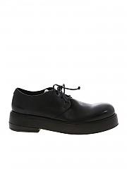 [관부가세포함][마르셀] SS20 여성 레이스업 슈즈 Derby shoes in black (MW5190 NERO)