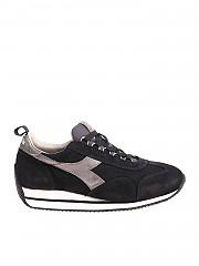 [관부가세포함][디아도라 헤리티지] Equipe Sw Hh Evo black sneakers (201.173898 01 80013)