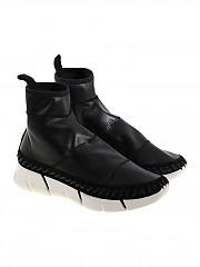 [관부가세포함][알렉스] Black Riga sneakers (RIGA BLACK)