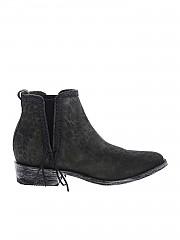 [관부가세포함][MEXICANA] Grey Pequenia 6 ankle boots by Mexicana (BL 2093-3 CARBON)