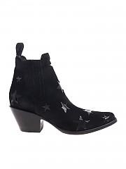 [관부가세포함][MEXICANA] Circus black Texan boots by Mexicana (BL 2406-22 BLACK)