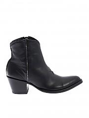 [관부가세포함][MEXICANA] Star 5 texas boots in black (BL 2372-14 BLACK)