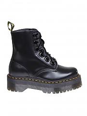 [관부가세포함][닥터마틴] Ankle boots Molly in black (24861001)