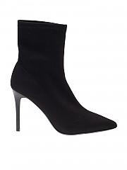 [관부가세포함][켄달카일리] FW19 여성 Millie 스웨이드 부츠 in black (MILLIE BLACK MICRO)