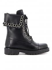[관부가세포함][트윈셋] SS21 여성 smooth leather부츠 (202TCP13A00006)