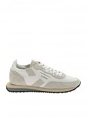 [관부가세포함][GHOUD VENICE] Rush sneakers in white (RSLM NL26)