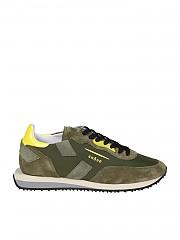 [관부가세포함][GHOUD VENICE] Rush Low sneakers in army green (RSLM NL07)