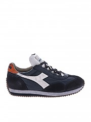 [관부가세포함][디아도라 헤리티지] Equipe Sw Dirty Evo sneakers in blue (201.173899 01 60065)