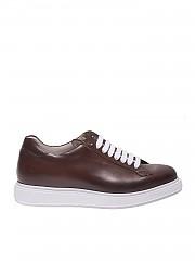 [관부가세포함][블루 바렛] Brera sneaakers in brown (BRERA-01.20 TERRA)