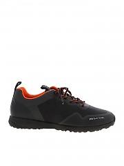[관부가세포함][PS 바이 폴스미스] FW19 남성 스니커즈 Saber sneakers in black (M2S SAB02 ANYL 79)