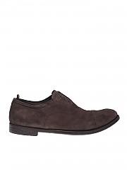 [관부가세포함][오피시네크리에이티브] Laceless Oxford in brown (ARC/601 EBANO)