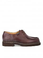 [관부가세포함][파라부트] 남성 michael leather lace-up shoes (715612MICHAELMARCHEII)