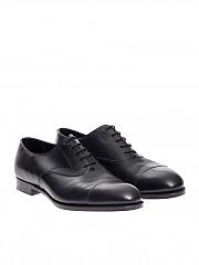 [관부가세포함][에드워드 그린] Oxford shoes (CHELSEA F202 BLACK)