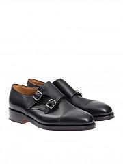 [관부가세포함][존롭] William shoes (WILLIM2F200A BLACK)