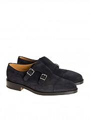 [관부가세포함][존롭] Monk strap shoes (WILLIAM MIDNIGHT)
