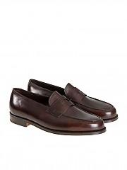 [관부가세포함][존롭] Lopez loafers (LOPEZ DARK BROWN)