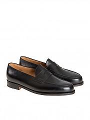 [관부가세포함][존롭] Lopez loafers (LOPEZ6E1 000 BLACK)