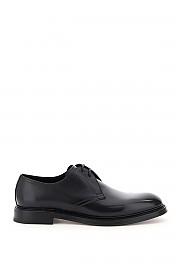 [관부가세포함][돌체앤가바나] (A10646 AX038 80999) FW20 남성  giotto leather lace-up shoes