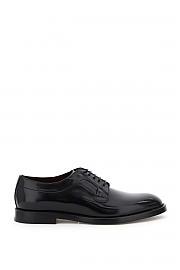 [관부가세포함][돌체앤가바나] (A10650 A1203 80999) FW20 남성  giotto leather lace-up shoes