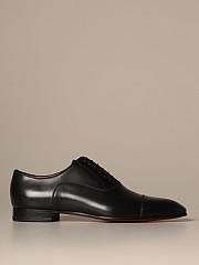 [관부가세포함][크리스찬루부탱] (1150376 BK01)  Winter 20 남성  raw oxford shoe in leather