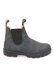 [관부가세포함][블런스톤]  faded effect chelsea boots (BCCAL0294058 7888)