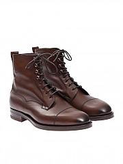 [관부가세포함][에드워드 그린] Leather ankle boots (GALWAY INELTED F202)