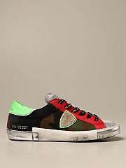 [관부가세포함][필립모델] (PRLU CF11)  Winter 20 남성 shoes men  multicolor